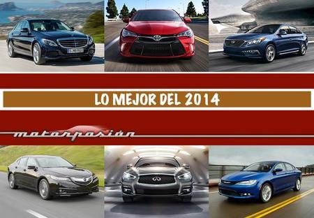 Mejor auto mediano, lo mejor del 2014 en Motorpasión México
