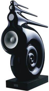 Bower & Wilkins rompen la estética del sonido