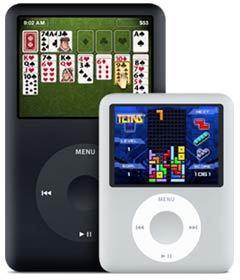 Juegos para iPod