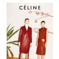 Céline Otoño-Invierno 2011/2012: entre flores y plantas avistamos la colección