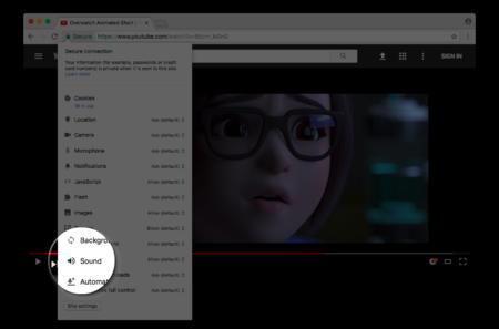 Google Chrome te dejará silenciar sitios web molestos permanentemente