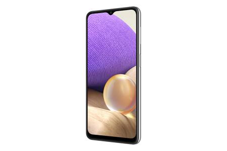 Samsung Galaxy A32 5G pantalla lila