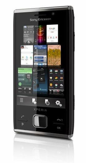 Sony Ericsson finalmente presenta el Xperia X2
