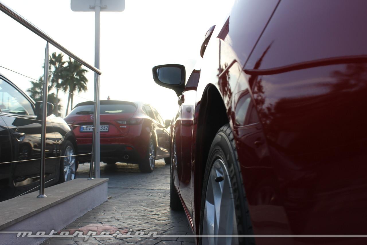Foto de Mazda3 2013, presentación y prueba (9/61)