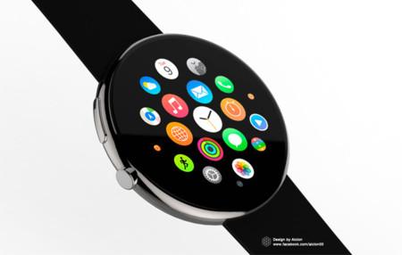 ¿Y si el Apple Watch fuese redondo?
