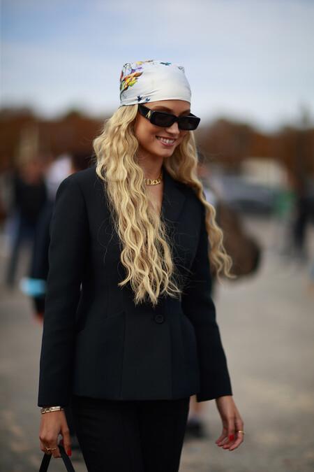 Street Style Paris Sombreros 04