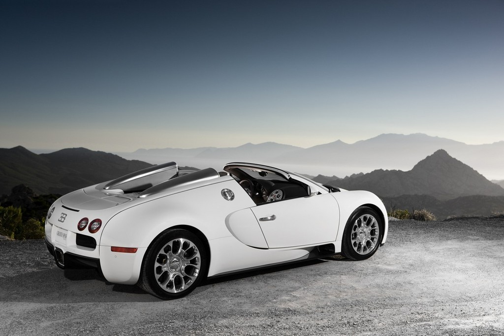 Foto de Bugatti Veyron Grand Sport (13/29)