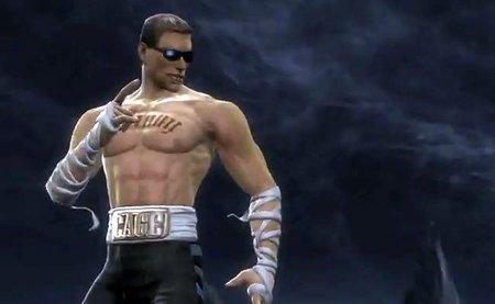 'Mortal Kombat', así luce el Johnny Cage más cani de todos los tiempos