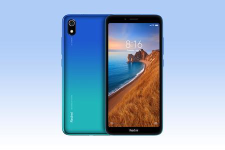 Redmi 7A, el smartphone de la gama de entrada de Xiaomi, por sólo 66 euros con este cupón