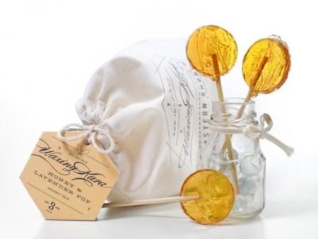 Miel y lavanda
