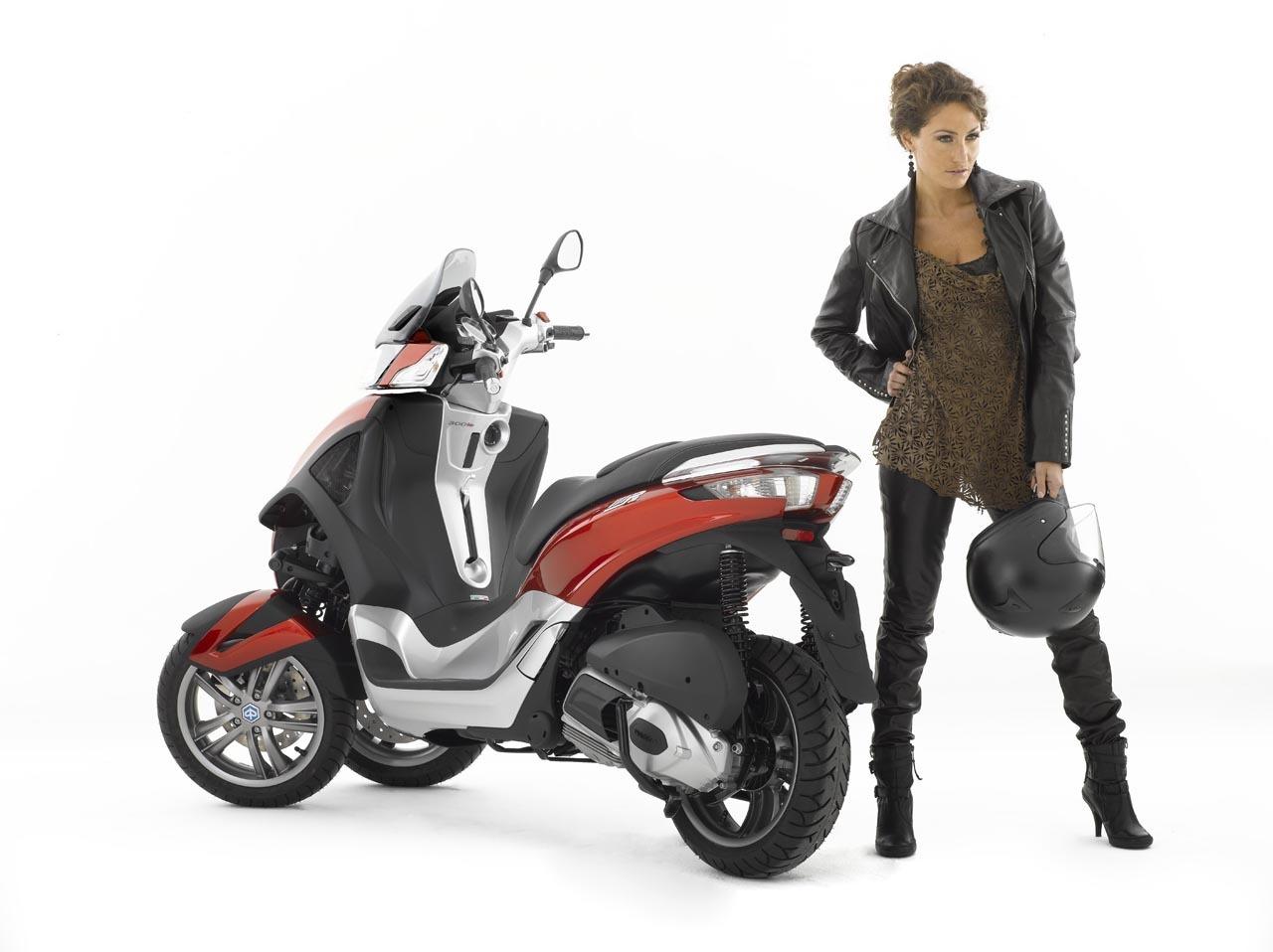 Foto de Piaggio MP3 Yourban, un modelo que complementa la gama (19/20)