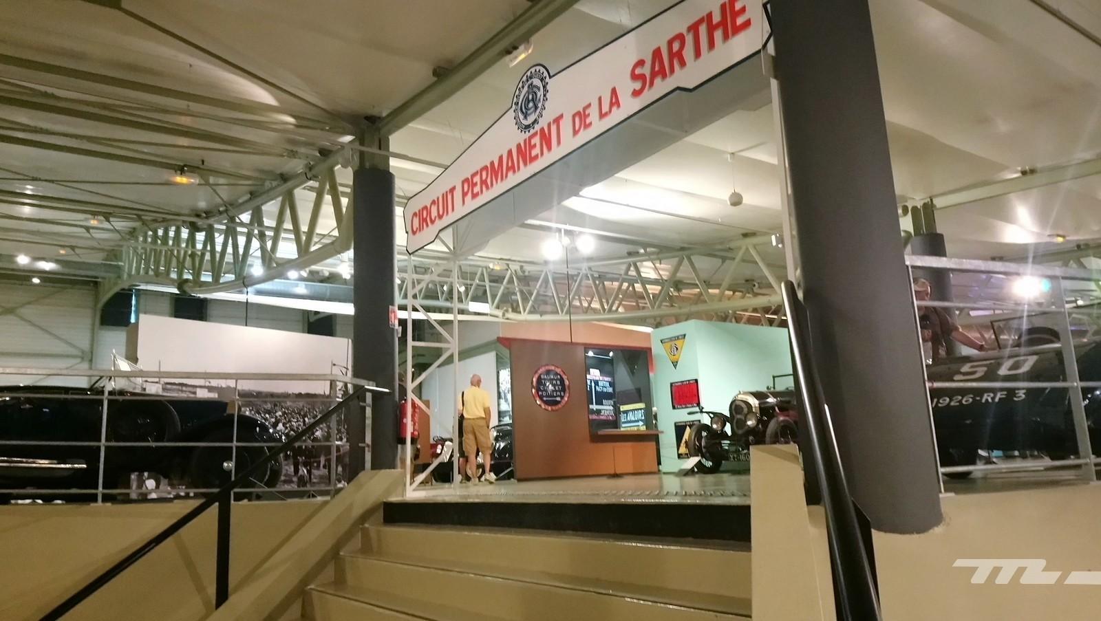 Museo de las 24 Horas de Le Mans (vista general)