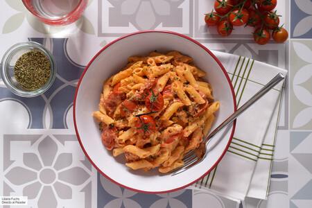 Los espaguetis Baked Feta, el pastel de macarrones Honeycomb y otras dos recetas de pasta virales en TikTok