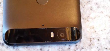 Usuarios reportan problemas con el cristal del Nexus 6P