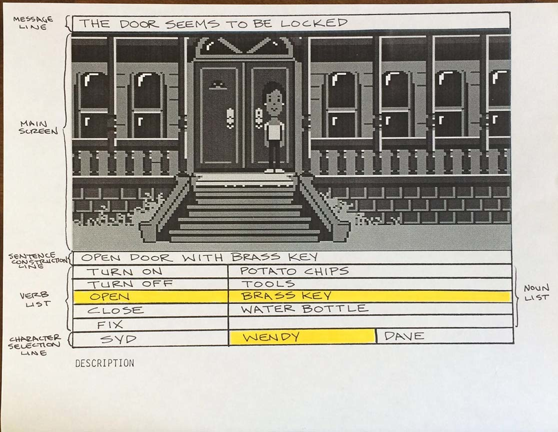 Foto de Documentos de Maniac Mansion (4/5)