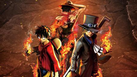 One Piece: Burning Blood  pone rumbo Europa  el próximo 3 de junio