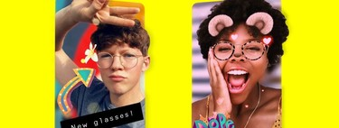 Los selfies cobran vida con la nueva cámara 3D de Snapchat (a ver cuando tarda en copiarlo Instagram)