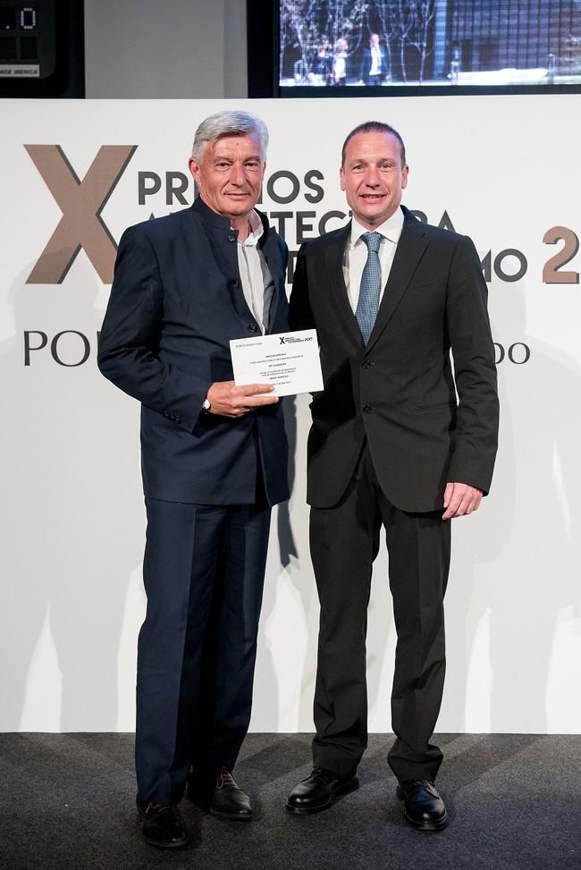 Premios Porcelanosa 2017