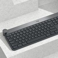 Los diales se ponen de moda: Craft es el teclado de Logitech orientado a artistas y creativos
