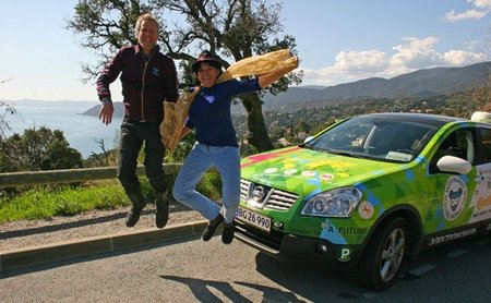 Moto Mundo: Nissan Qashqai eléctrico alrededor del mundo