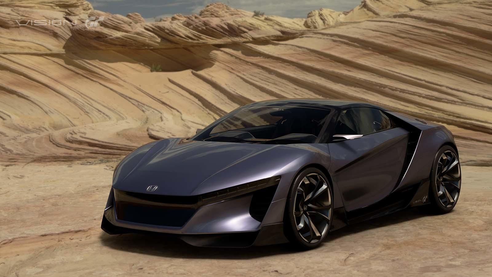 Honda Vision Gran Turismo Concept