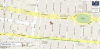 Ya se puede ver el estado del tránsito en México en Google Maps