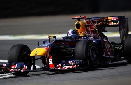 GP de Brasil de Fórmula 1: Sebastian Vettel, Mark Webber y Red Bull repiten, Fernando Alonso y Ferrari reaccionan
