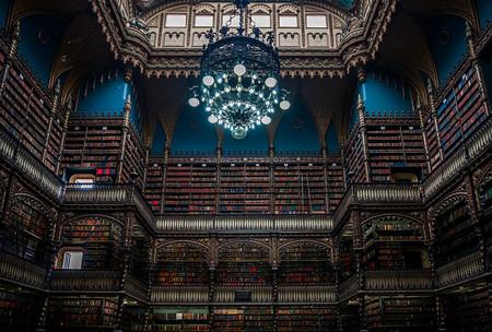 Biblioteca Real Gabinete Portugues De Leitura Rio De Janeiro Brazil 2