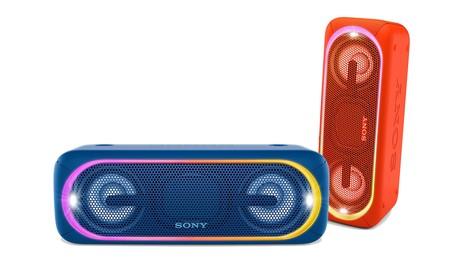 Con la música a todas partes, gracias al Sony SRS-XB40, que Amazon te deja hoy en sólo 114,90 euros