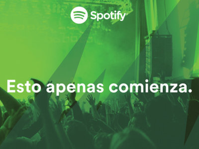 Spotify cumple dos años en México, un repaso por su pequeña historia en el país
