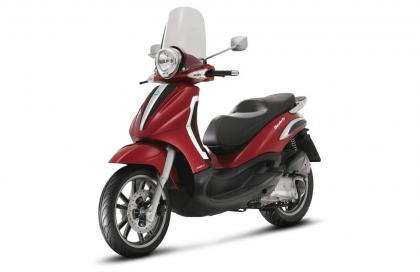 Piaggio amplía la promoción para sus scooters de rueda alta y para la XEvo 125