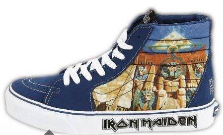 Vans Iron Maiden