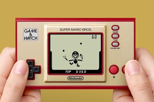 Game & Watch, la primera gran revolución de Nintendo en el mundo de los videojuegos