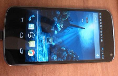 Nuevas imágenes del LG E960, supuesto Nexus