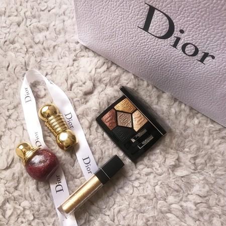 Dior nos trae la Navidad más brillante con la colección de maquillaje Happy 2020 que ya hemos probado (y nos ha enamorado)