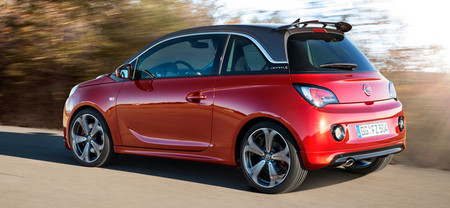 Opel Adam S Concept