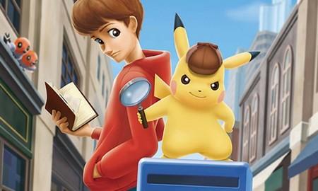 Detective Pikachu se prepara para resolver los casos más misteriosos con su tráiler de lanzamiento