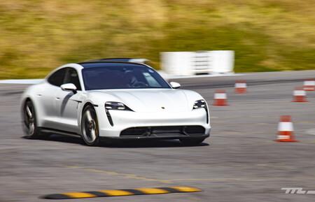 Porsche Taycan Mexico Fotos 2