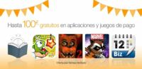 ¡Felicidades papá! Amazon te regala 33 aplicaciones con valor de 100 euros