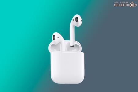 """Los AirPods 2 marcan de nuevo mínimo en Amazon: 105 euros para estos auriculares Bluetooth sin cables con chip H1 y """"Oye Siri"""""""