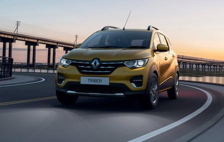 Renault Triber 2019: un nuevo todocamino pequeño de hasta 7 plazas, de momento exclusivo para India