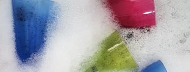 Te decimos cómo hacer jabón lavatrastes en tu casa