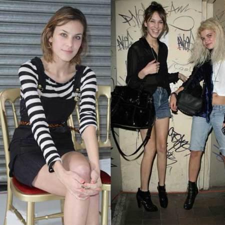 Los looks de Alexa Chung en la Semana de la Moda en Londres