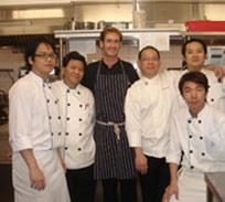 Mikel Arriet Arruiz, un gran chef solidario