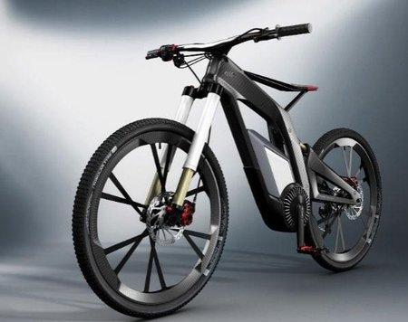 Audi e-bike, la bicicleta eléctrica con conexión a Internet