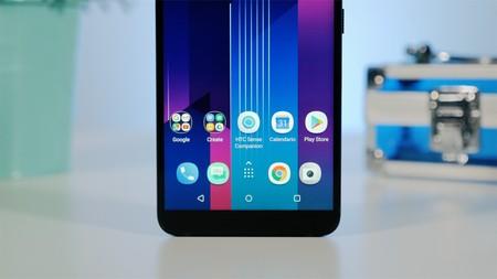 HTC U11 Plus pantalla