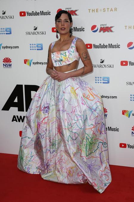 Halsey Premios Aria 2019