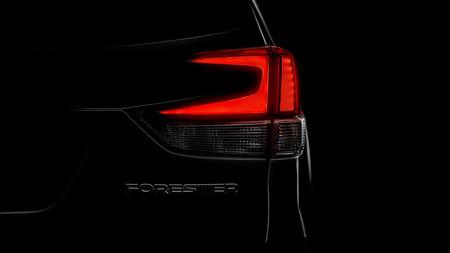El Subaru Forester 2019 se acerca y se deja ver en este primer teaser