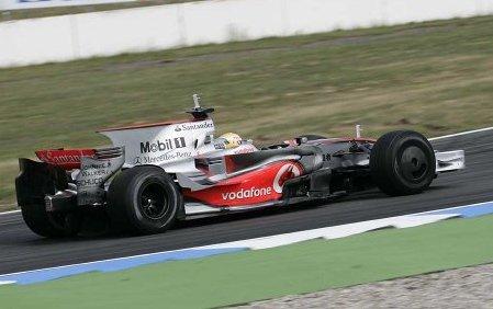 Ni McLaren ni Toyota correrán con la aleta de tiburón en Hockenheim