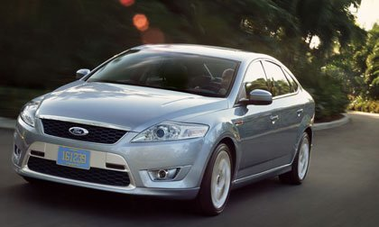 Nuevo Ford Mondeo, primeras imágenes oficiales